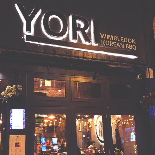 Wimbledon Korean Restaurant Yori